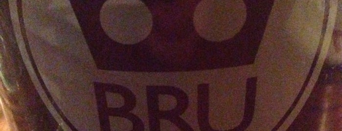 BRU Handbuilt Ales & Eats is one of Breweries USA.