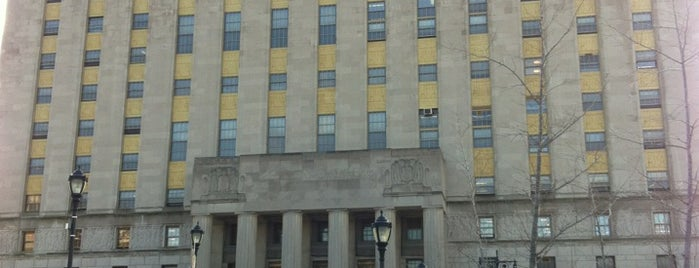 Bronx County Supreme Court is one of New York List.