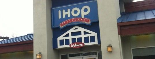 IHOP is one of Orte, die Dawn gefallen.