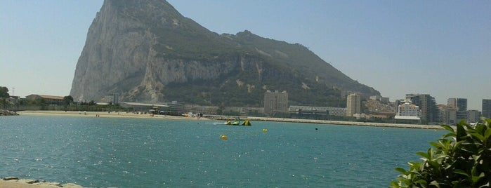 Rock of Gibraltar | Peñón de Gibraltar is one of Zoltán 님이 좋아한 장소.
