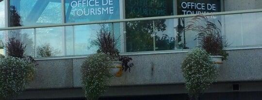 Office de Tourisme de Evian is one of Lili'nin Beğendiği Mekanlar.