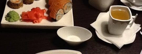 Sushi Club is one of Территория красивых тел.
