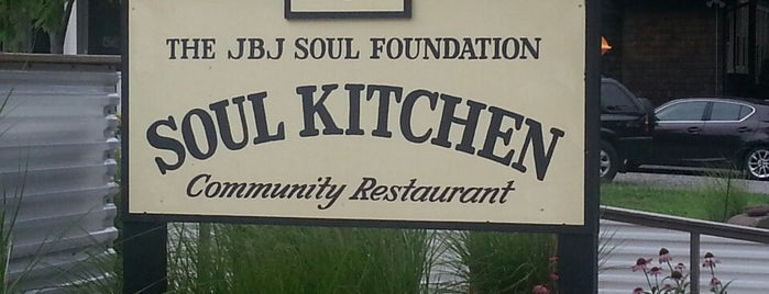 JBJ Soul Kitchen is one of Lizzie 님이 저장한 장소.
