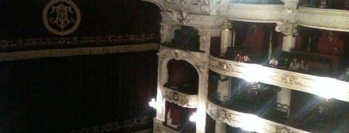 Teatro Municipal de Santiago is one of Stgo. City.