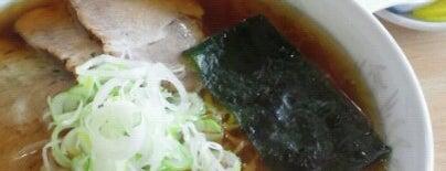 城西 金ちゃんラーメン is one of 山形.