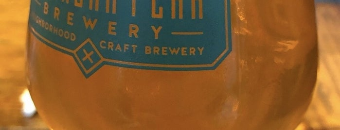 Southern Peak Brewery is one of Things to try in NC.