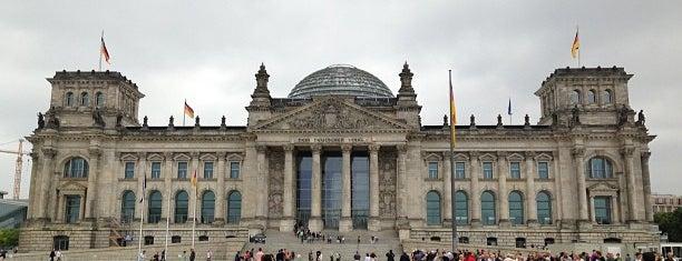 Reichstag is one of Follow the Orient Express — Şark Ekspresi.