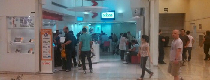 Vivo is one of Shopping Center Norte.