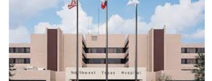 Northwest Texas Hospital is one of Freaker USA Stores Southwest.
