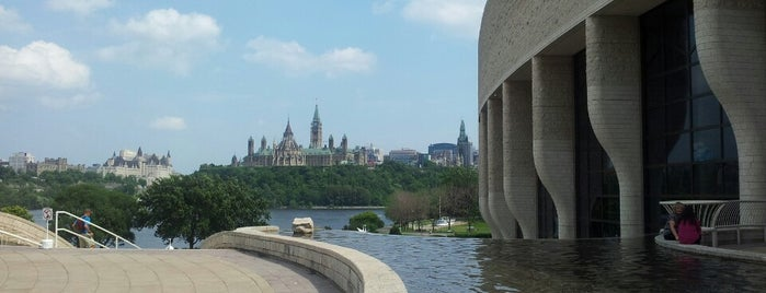 Canadian Museum of History is one of Lieux qui ont plu à Alan.