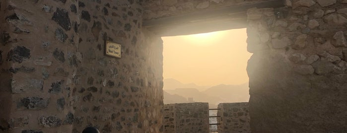 Muttrah Fort is one of Muscat.
