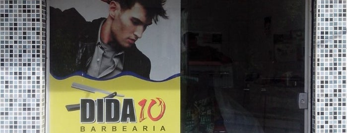 Barbearia Dida is one of Locais curtidos por Mailson.