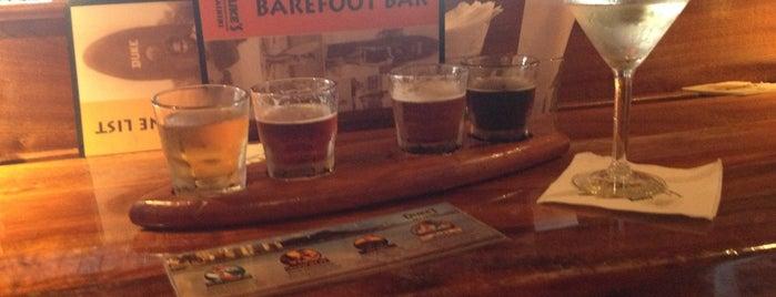 Duke's Barefoot Bar is one of Favorite Local Kine Hawaii.