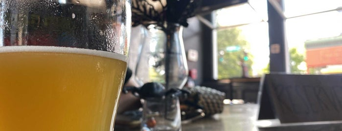 Little Brother Brewing is one of NC Craft Breweries.
