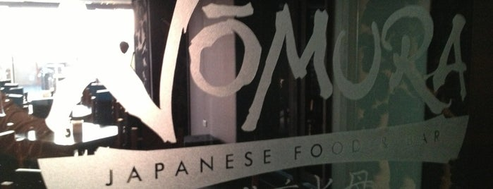 Nomura Japanese Food & Bar is one of Manfredさんの保存済みスポット.