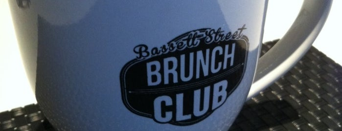 Bassett Street Brunch Club is one of Wisconsin.