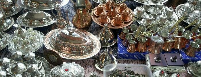 Tarihi Bakırcılar Çarşısı is one of Gkgk 님이 좋아한 장소.