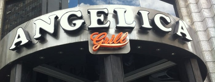 Angélica Grill is one of Comer bem.