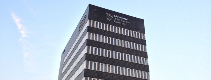Liverpool John Moores University is one of Lugares favoritos de aa.