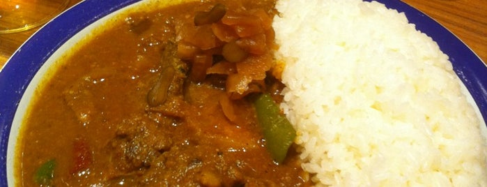 Ethiopia Curry Kitchen is one of Hide 님이 저장한 장소.