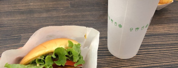 Shake Shack is one of Expat Seoul - Eating.