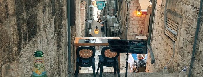 Ding Dong Korean Restaurant is one of Dubrovnik - juli 2017.