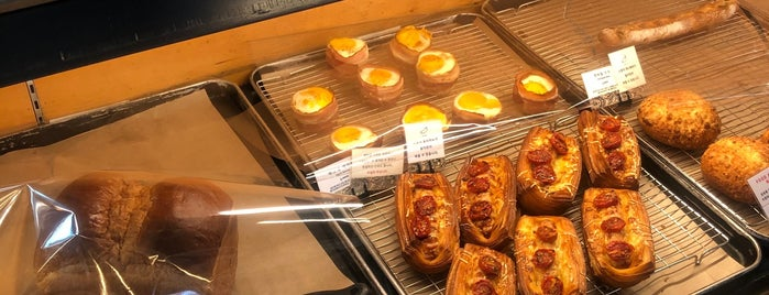Our Bakery is one of Posti che sono piaciuti a 상선.