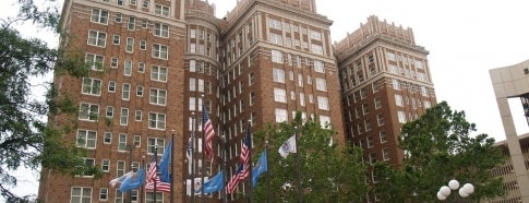 Hilton is one of Oklahoma City's Best!  #visitUS.