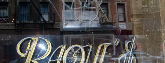 Raoul's Restaurant is one of New York, New York.