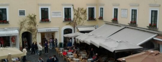 Piazzetta Umberto is one of Sorrento-Capri.