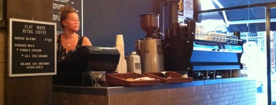 Flat White is one of Top picks for Coffee Shops.