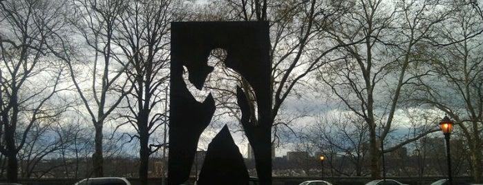 Ralph Ellison Memorial Park is one of Parks & Rec.