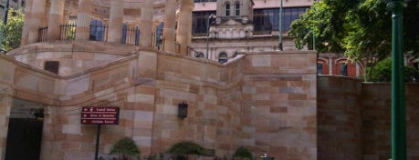 Anzac Square is one of Around The World: SW Pacific.