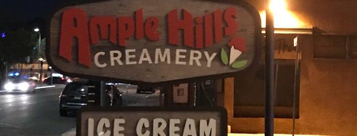 Ample Hills Creamery is one of Posti salvati di Justin.