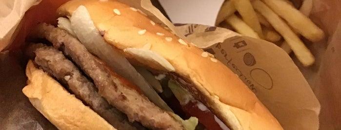 Burger King is one of Eran'ın Beğendiği Mekanlar.