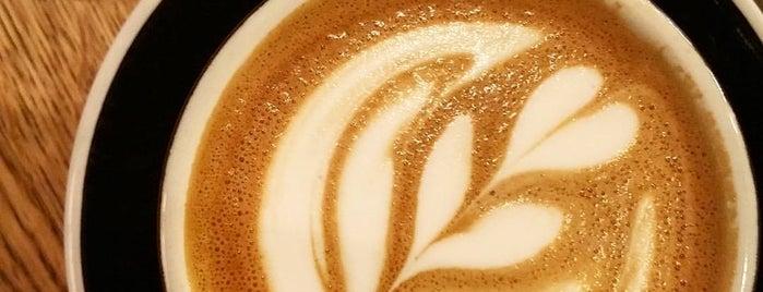 Kaffeine is one of New London Openings 2015.