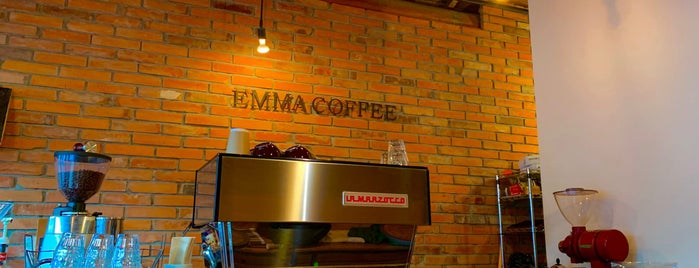 EMMA COFFEE is one of To drink Japan.