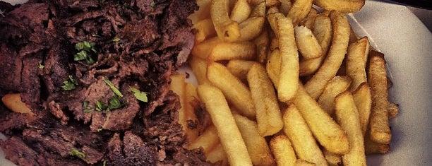 Egipt - Grill Bar / Kebab is one of Warsaw fav.