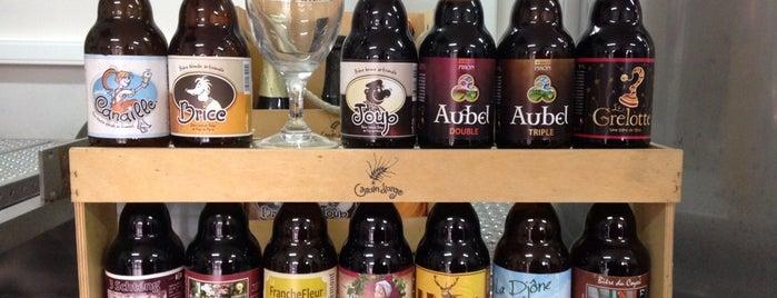 Brasserie Grain d'Orge is one of Beer / Belgian Breweries (2/2).