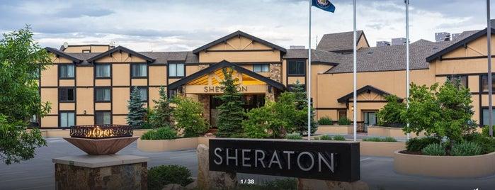 Sheraton Park City is one of 🇺🇸 Utah   Hotspots.