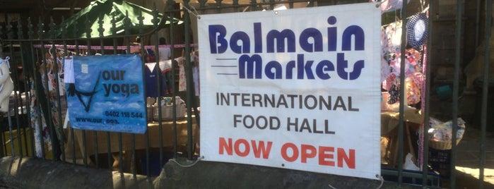 Balmain Market is one of Australia - Sydney.