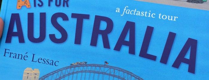 Brays Books is one of Sydney.