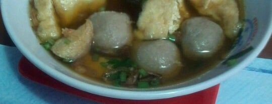 Bakso Lombok Uleg Pakdi is one of My favorites for Truk Makanan.