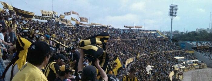 Estadio Centenario is one of Conaprole Trip.