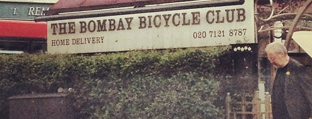 Bombay Bicycle Club is one of UK.