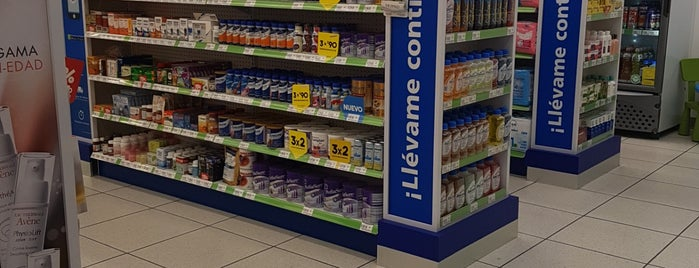 Farmacia San Pablo is one of Bjork : понравившиеся места.