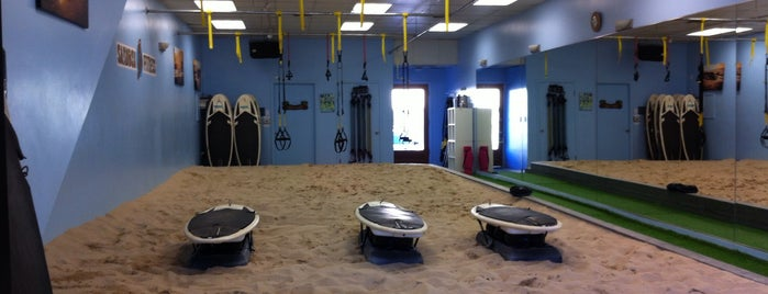 Sandbox Fitness is one of Ali : понравившиеся места.