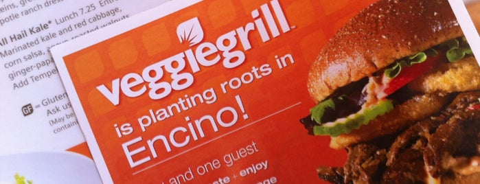 Veggie Grill is one of Orte, die Enrique gefallen.