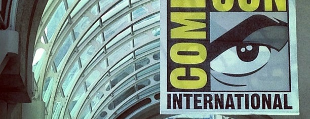 Comic-Con International San Diego is one of Posti salvati di Martin.