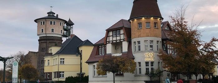 Angermünde is one of Thilo 님이 좋아한 장소.